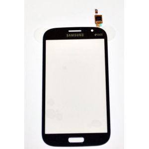 Сенсорное стекло Samsung Galaxy Grand Duos i9082 черное