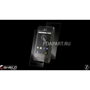 Защитная пленка LG Optimus one GT540 ZAGG Full body