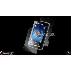 Защитная пленка ZAGG для SonyEricsson X10 mini Pro Full body