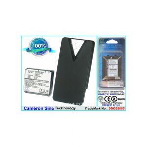 Аккумулятор CameronSino для HTC Touch Pro 2400mah черный