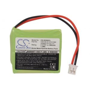 Аккумулятор CameronSino для Siemens Gigaset E450 500mah