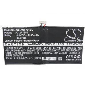 Аккумулятор CameronSino для Asus Transformer Pad Infinity TF701T 8150mah
