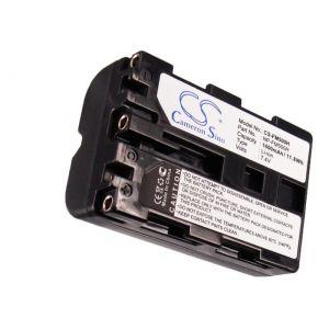 Аккумулятор CameronSino для Sony NP-FM500H 1600mah
