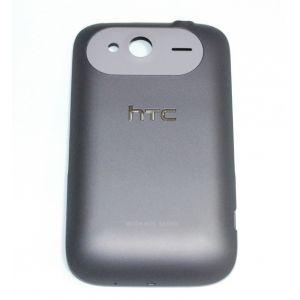 Крышка аккумулятора HTC Wildfire S фиолетовая