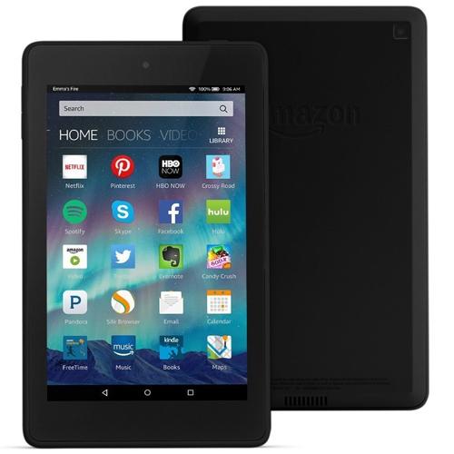 Как заменить аккумулятор Amazon Kindle Fire HD 6