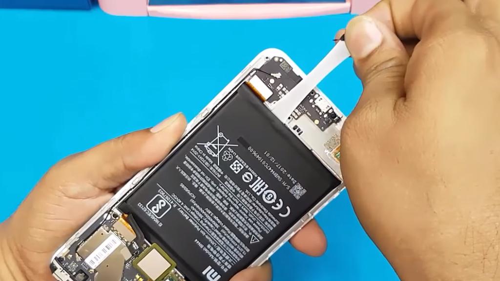 Картинки по запросу xiaomi вытащить аккумулятор