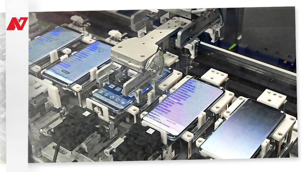 Где и кто именно производит аккумуляторы для телефонов, смартфонов, «айфонов»?