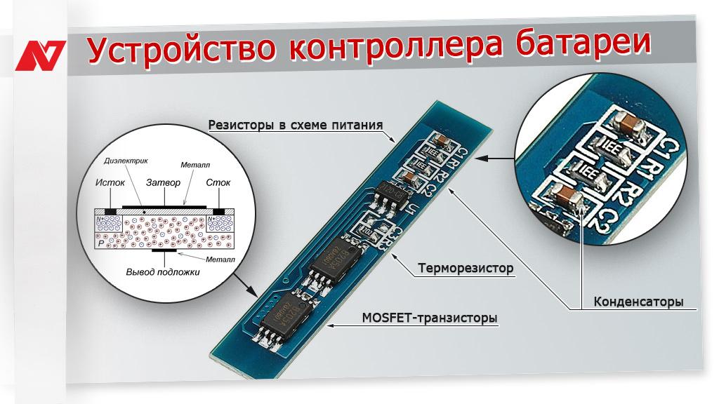 Как работает контроллер батареи: принцип, функции и что такое контроллер аккумулятора
