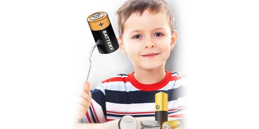 Что делать если ребенок проглотил батарейку
